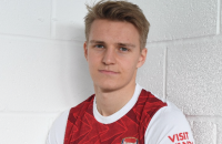Odegaard Arsenal