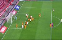 Valencia Sevilla goal doelpunt kopbal Luuk de Jong Copa del Rey