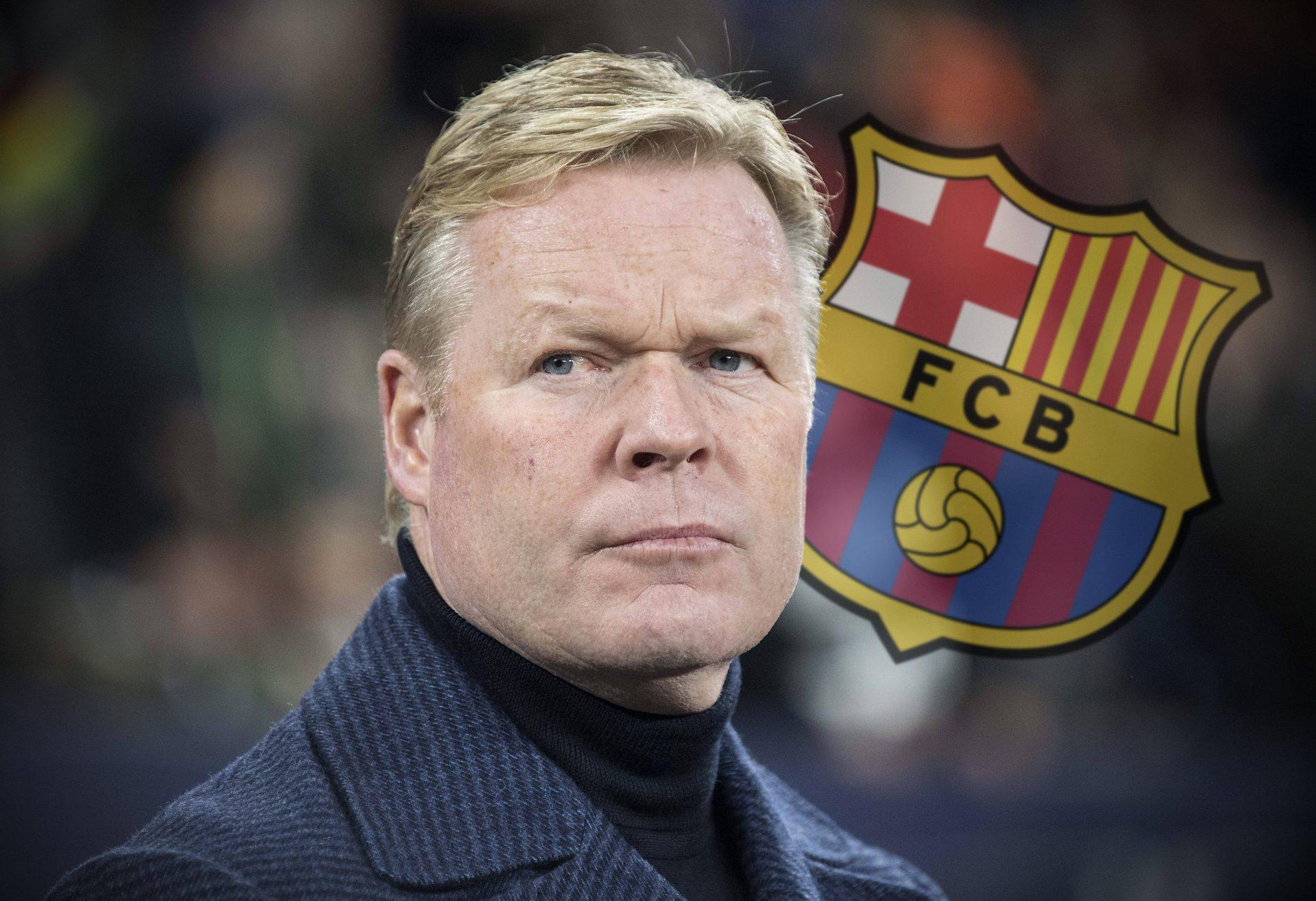 Trotse Ronald Koeman bij Jinek over docu en Barça-droom: 'Nog niet doorgedrongen' - Sportnieuws.nl
