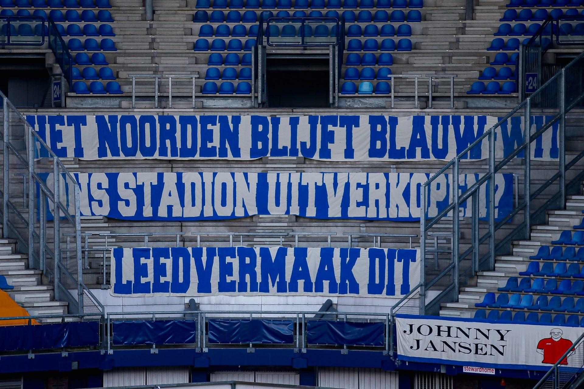 Heerenveen-fans STELEN idee van FC Groningen: 'Het was toch een kansloze actie?' - Sportnieuws.nl