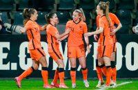 Jackie Groenen Nederland Duitsland Oranje Groenen goal Doelpunt