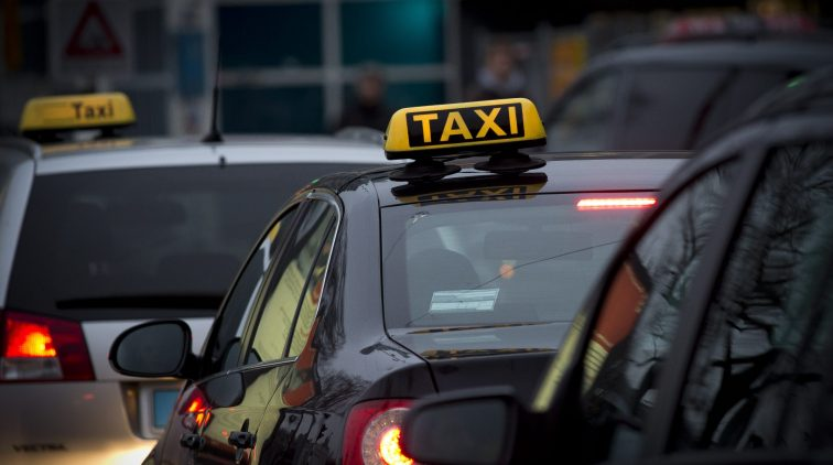 taxi kickbokser