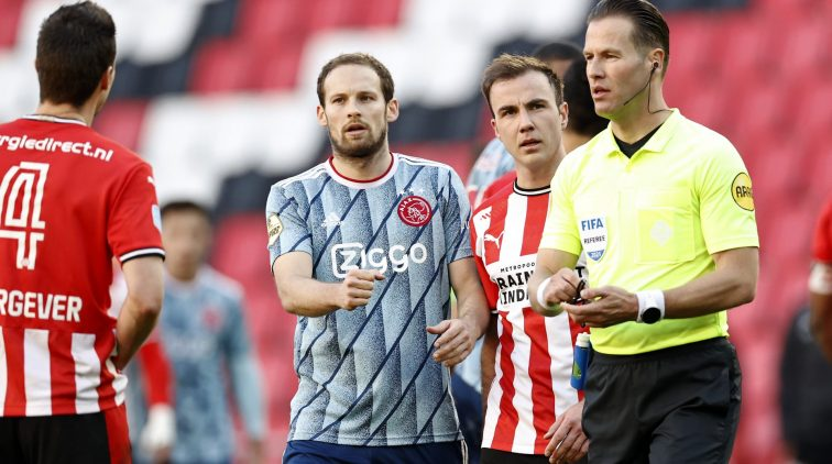 Makkelie PSV Ajax