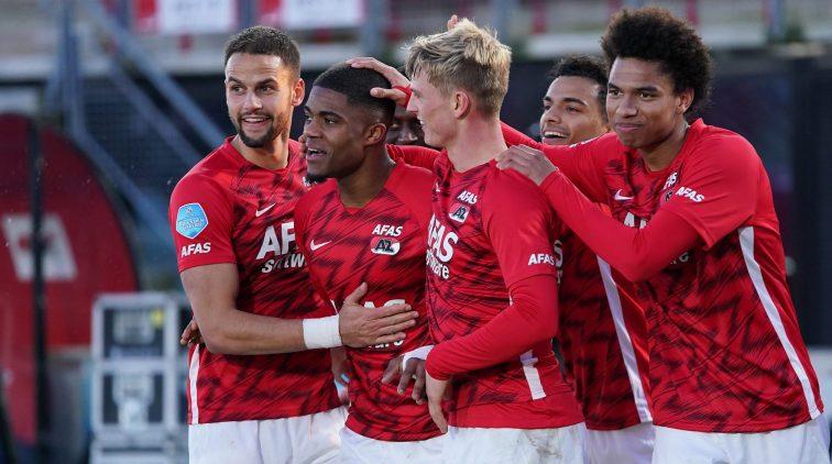 AZ Feyenoord eredivisie