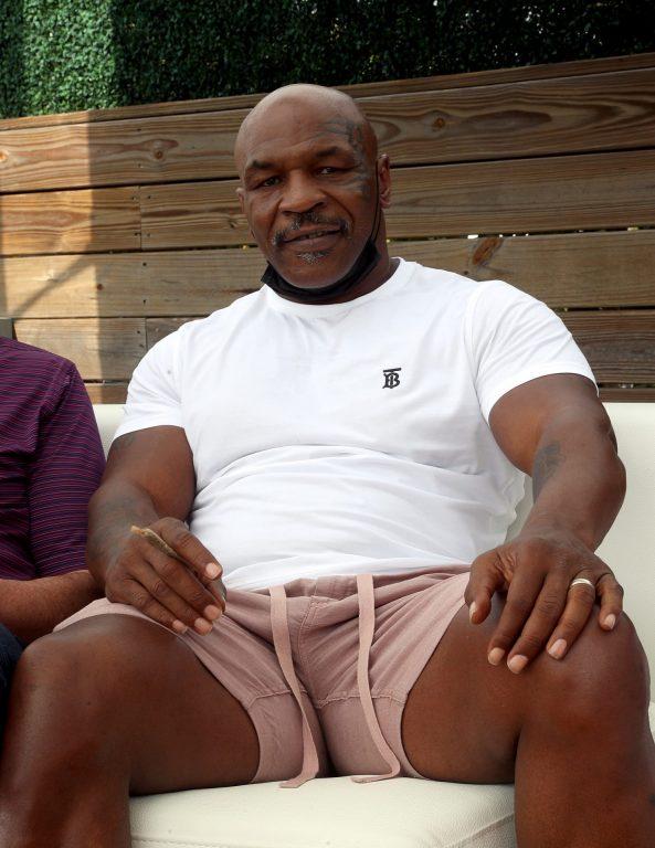 Mike Tyson J Jonko wiet smoken Super Bowl business chillen