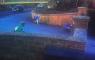 Michael Owen fiets val ongeluk bij huis
