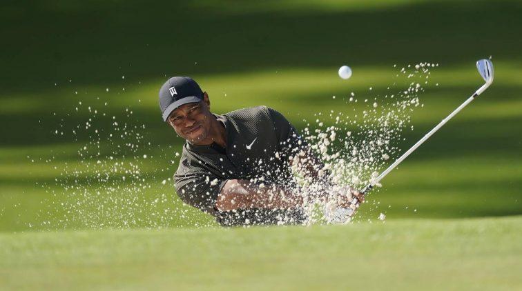 Tiger Woods ongeluk