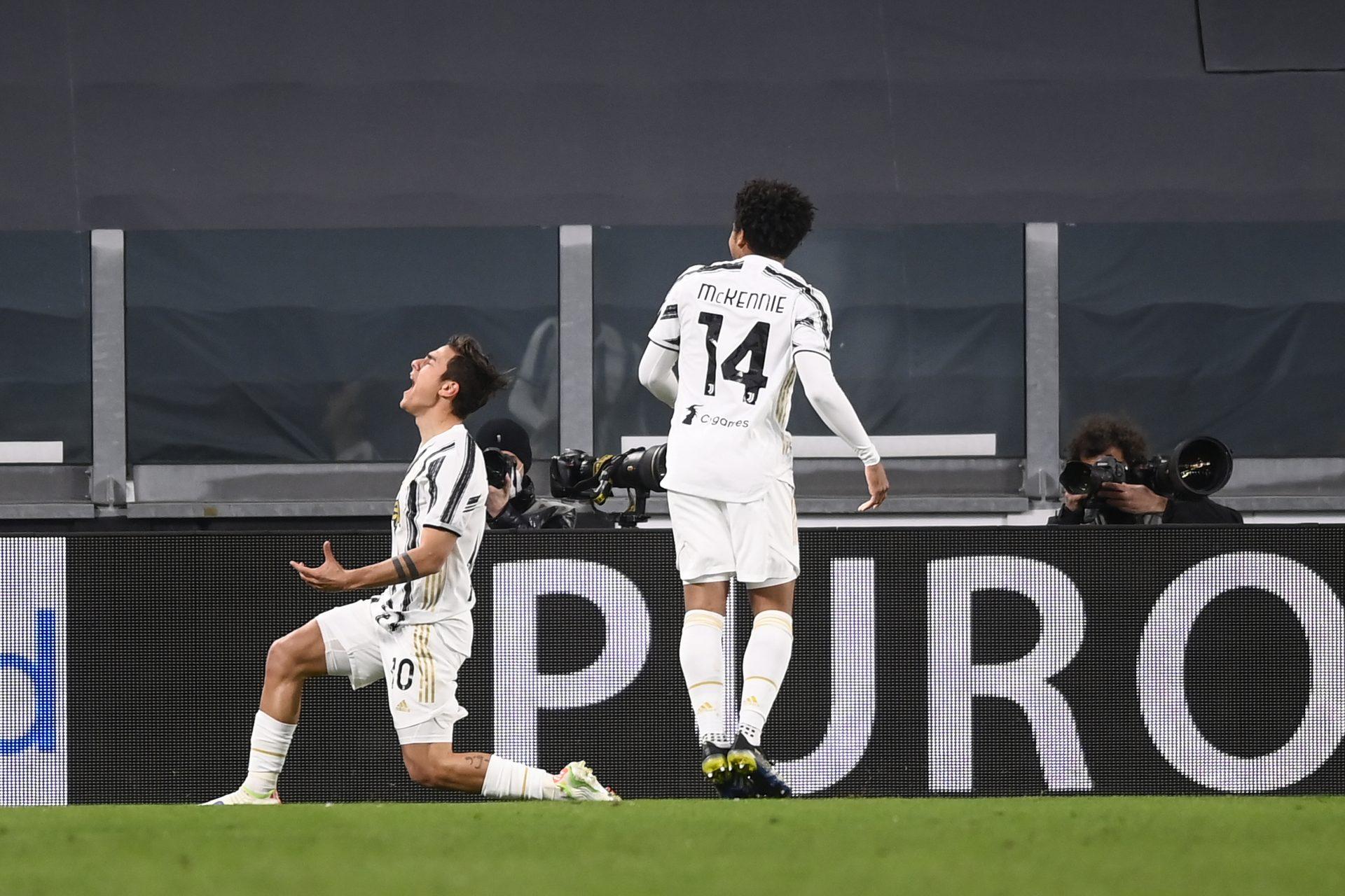 Juventus pakt belangrijke driepunter tegen Napoli in strijd om plek 4    Sportnieuws