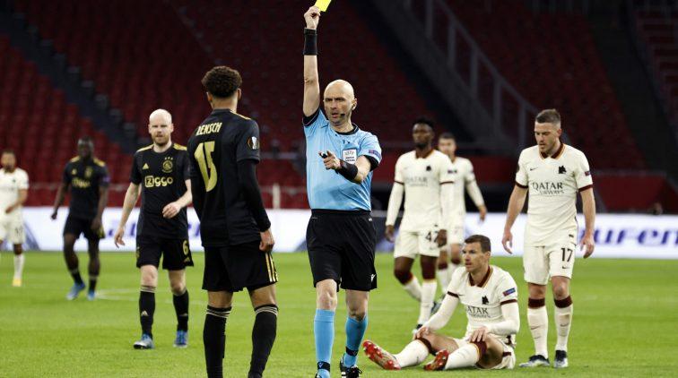schorsingen Ajax Europa League