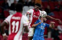 Finale Ajax Vitesse zender