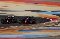 Red Bull Verstappen Perez ploeggenoten blij Bahrein