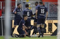 NEC Almere City halve finale play offs promotie degradatie penalty Jordy Bruijn