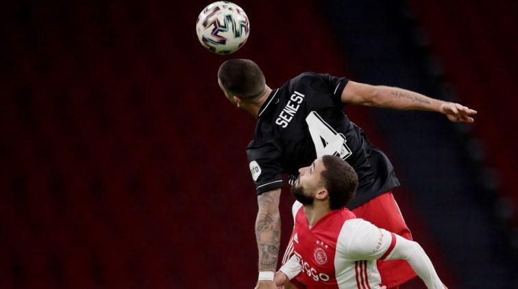 Ajax Feyenoord Klassieker opstelling