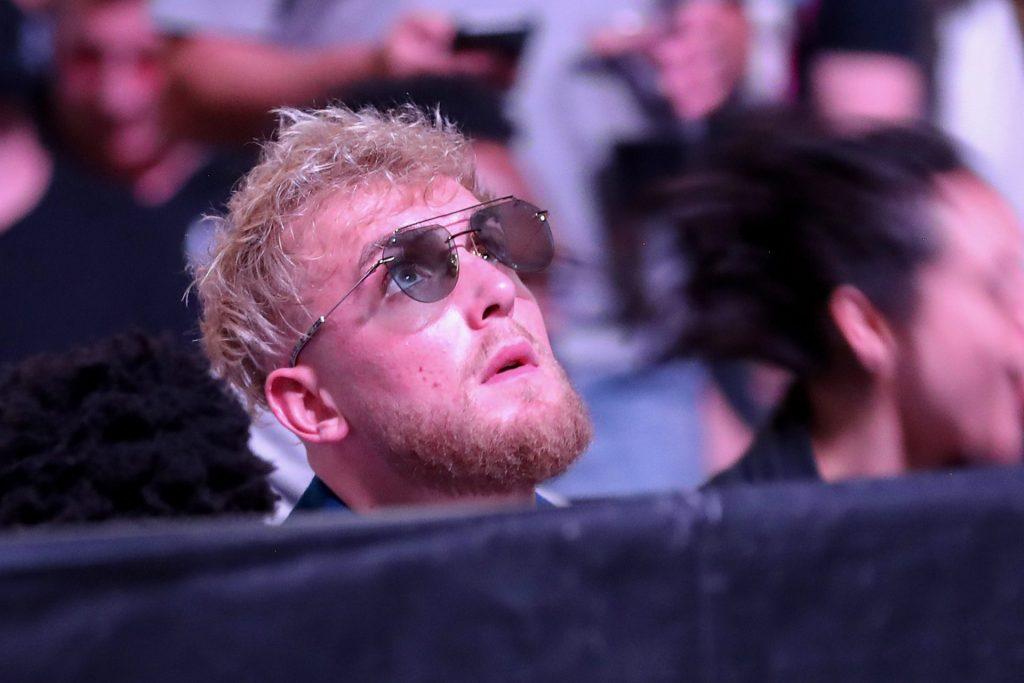 Jake Paul Vechten Aankondiging YouTube Tyron Woodley Tegenstander 1 Juni