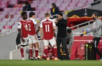 Arsenal AS Roma Villarreal Europa League halve finale wie staan er in de finale