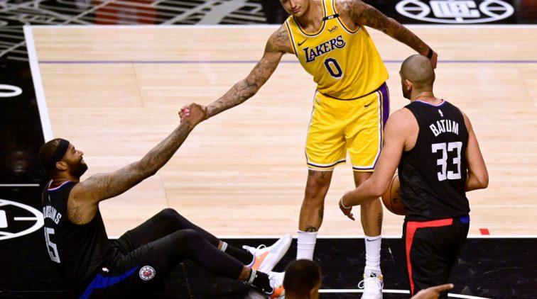LA Lakers vs. LA Clippers.