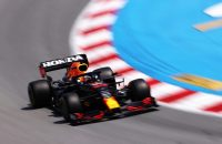 Max Verstappen GP Spanje Vrije Training 2 resultaat Red Bull Mercedes