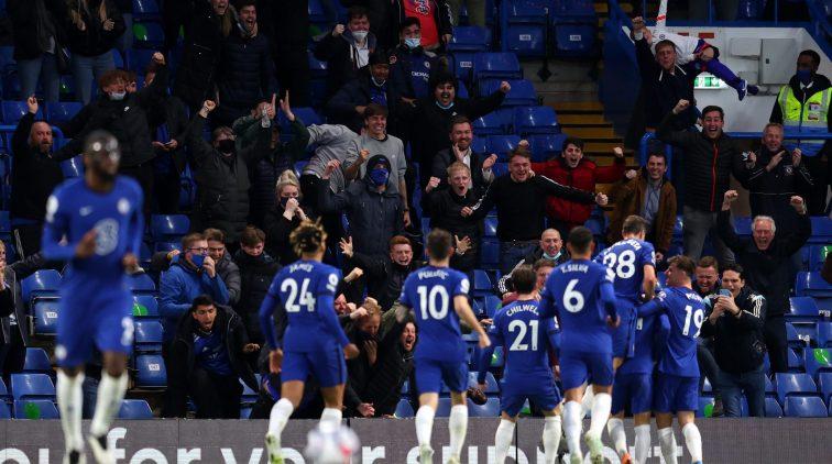 Chelsea Leicester City Premier League Champions League revanche opstootje