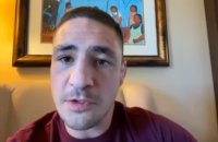 Diego Sanchez UFC MMA-vechter OnlyFans fears angst moord killed vermoord te worden zelfmoord