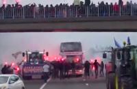 De Graafschap fans supporters snelweg Superboeren