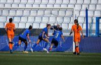 Nederland Oranje Leeuwinnen Oefenwedstrijd Italië