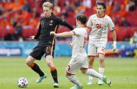 UEFA onderzoek covid corona regels protocol Oranje Noord-Macedonie