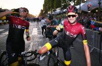Ineos Grenadiers Tour de France 2021 Groep Ploeg Selectie Squad Dylan van Baarle