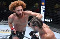 Luis Pena UFC opgepakt beroving mishandeling