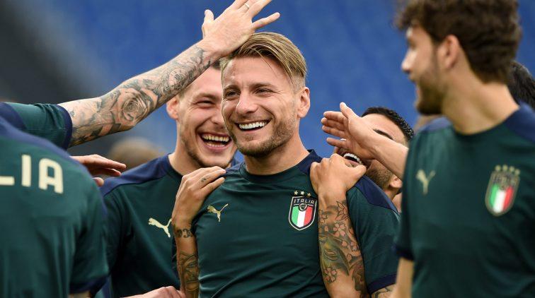 Definitieve selectie Italie Turkije