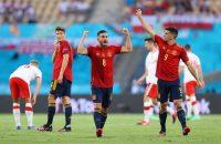 Spanje Slowakije 3-2 scenario