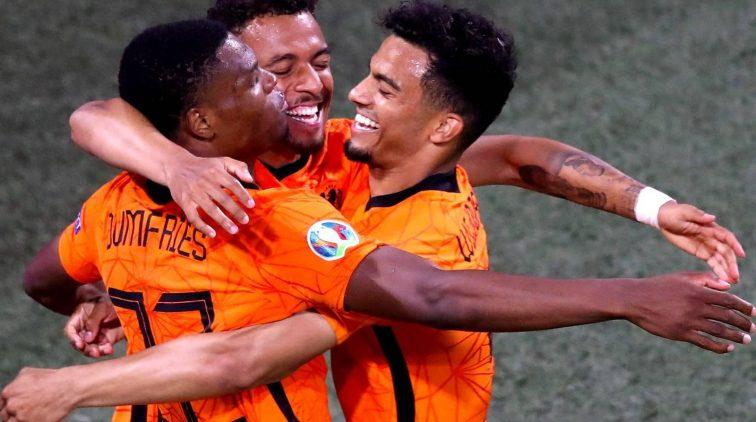Tegenstander Nederland achtste finale