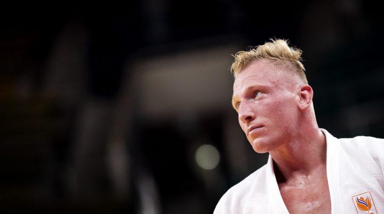 Frank de Wit Judo uitgeschakeld Olympische Spelen