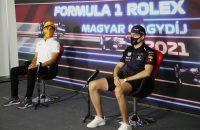 Max Verstappen Tijden F1 GP van Hongarije Vrije Trainingen Race