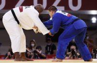 Teddy Riner geen 3 keer goud Olympische Spelen