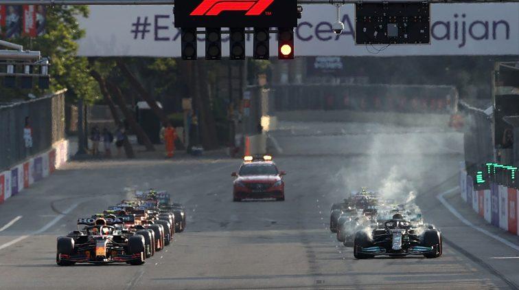 Sprintrace Formule 1 uitleg