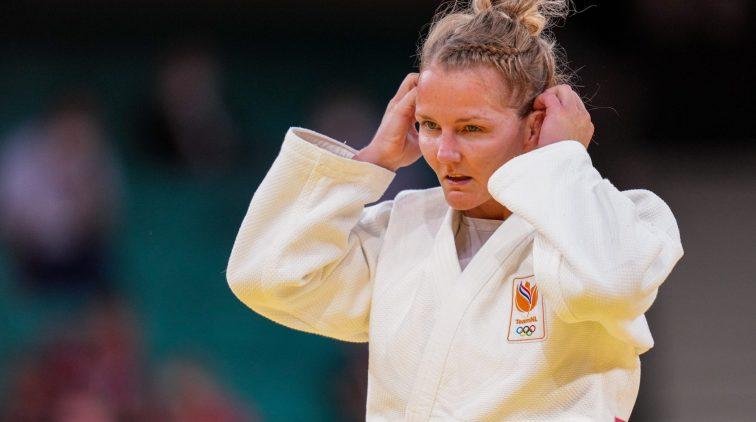 Juul Franssen Judo Olympische Spelen 2020 Tokio