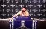 Stanley Cup win Nikita Kucherov Interview dronken beschonken blote bast
