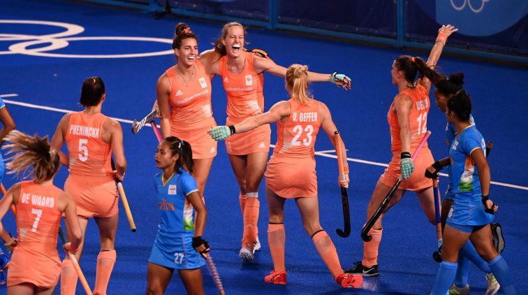 hockey-nederland-vrouwen-groepsfase-india