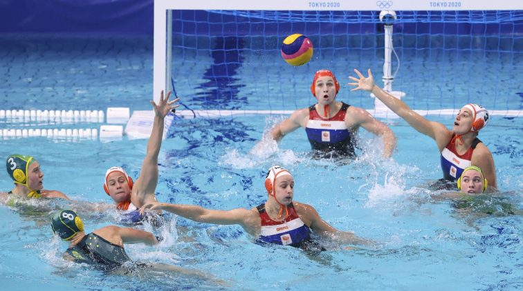 waterpolosters