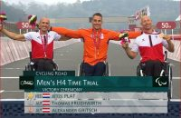 Jetze Plat Mitch Valize Goud Paralympische Spelen Tokio