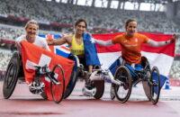 Nikita Den Boer Brons Marathon Rozario