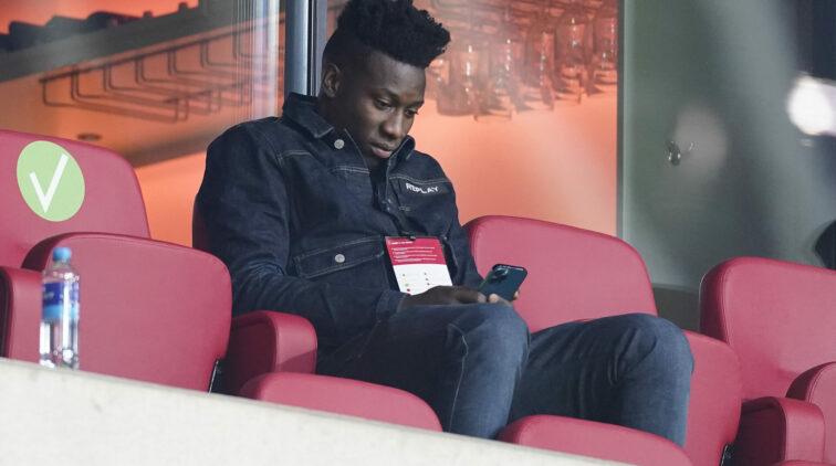 Andre Onana Contract Ajax Verlenging Doping Schorsing