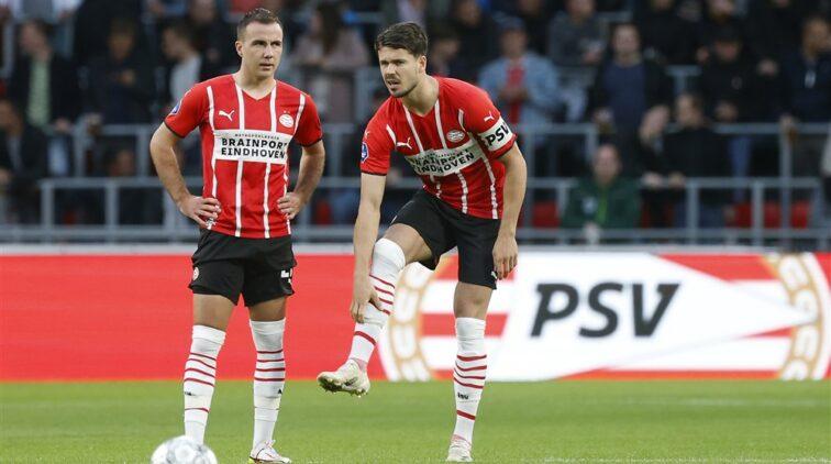 PSV Opstelling Real Sociedad Europa League Verwachte