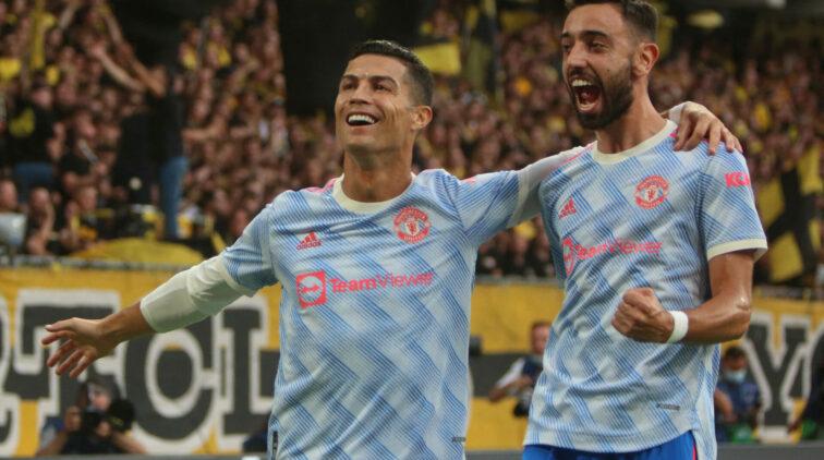 Champions League Manchester United Highlights Samenvattingen