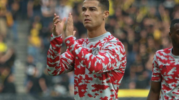 Ronaldo Schapen Verhuisd Nieuw Huis Manchester United Cheshire