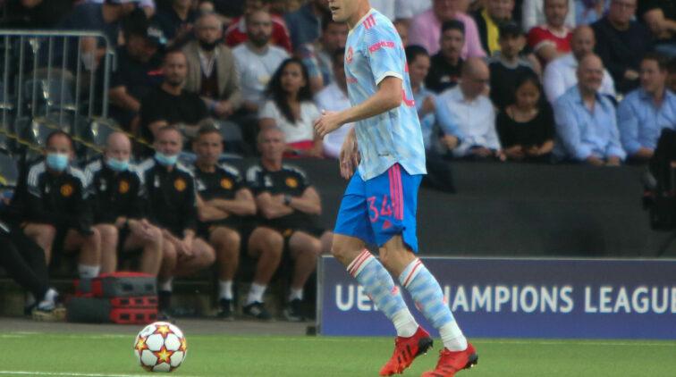 Donny van de Beek Manchester United Interesse Transfer Internazionale Serie A Premier League