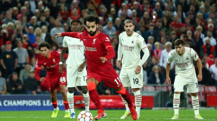 Champions League Woensdag Samenvattingen 15 september Milan Liverpool Inter Madrid Porto Atletico Man City