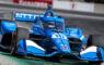 Indy Car Alex Palou Wins Crash Rinus Van Kalmthout Veekay