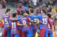 Ansu Fati FC Barcelona Levante La Liga Goal Doelpunt Lluis Til Dokter