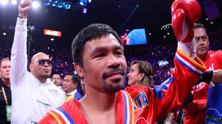 Manny Pacquiao President Kandidaat Filipijnen